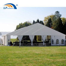 25x40m temporary structure clearspan hall tent for secuirty lane