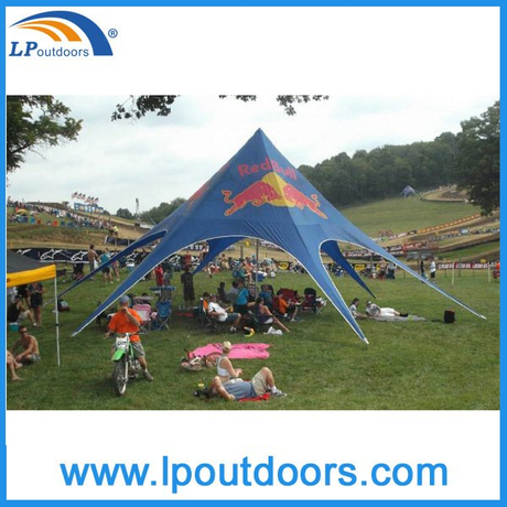 Outdoor 10m Beach Shelter Shade Tent