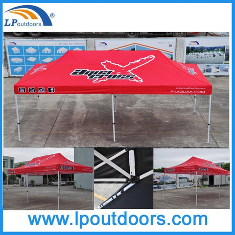 3X6m 10x20' High Quality Custom Outdoor Pinnacle Tent