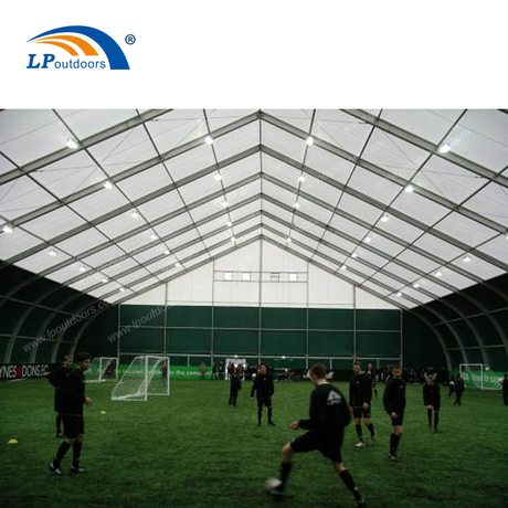 High quality structure marquee temporary health building for soccer sports