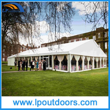 Outdoor Large Clear Span Marquee Luxury Party Tent for Wedding Event