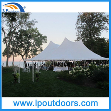 18m Width White Tent Wedding Party Canopy for Events