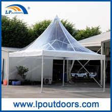 5m Clear Luxury Beautiful Pagoda Tent