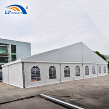 Rental 20m Marquee Tent With Lining And Curtain For Party