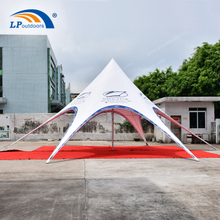 Logo Printing Dia12m PVC Advertising Beach Stat Tent