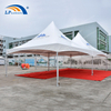 Fully Customized 6X12m Double High Peak Frame Tent For Rental