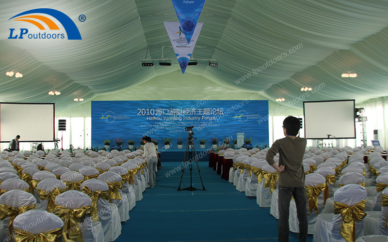 Event Tent For Conference