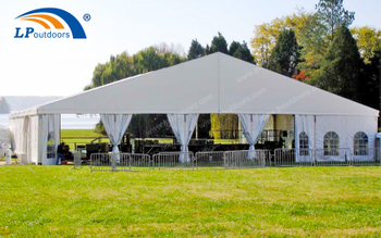 High Quality Aluminum Luxury Outdoor Wedding Tent Is Suitable For Most Festivals And Event