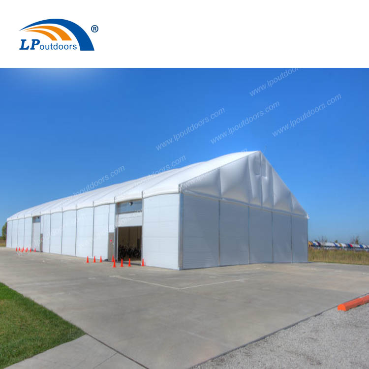 Aluminum Frame Clear Span Industrial Marquee Warehouse Tent for Storage